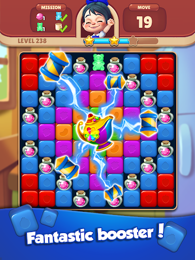 Hello Candy Blast : Puzzle & Relax  screenshots 20