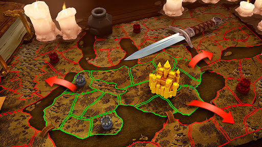 Strategy of Discorduff0dTurn Based RPG games offline  screenshots 13