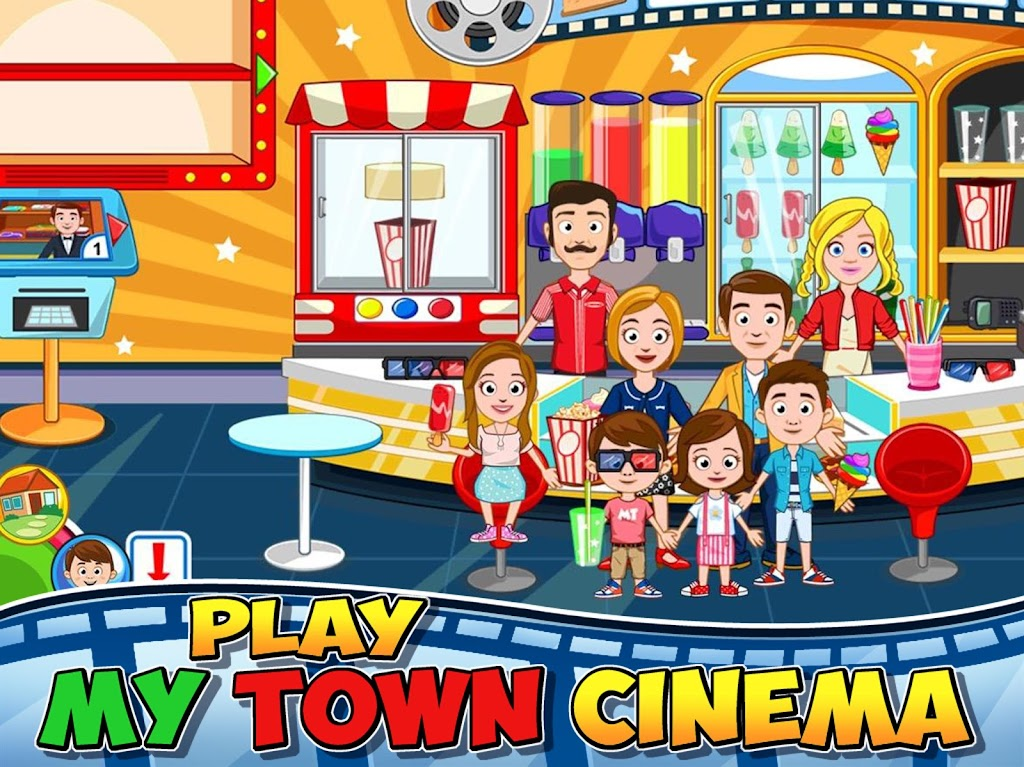 My Town : Cinema  poster 12