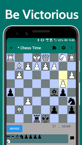 Chess Time - Multiplayer Chess 3.4.3.6 pic 2