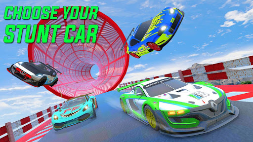 Extreme Mega Ramp GT Car Stunts- New Car Game  Screenshots 4