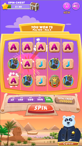 Slots Bonus Free - Star Toon Slots  screenshots 8