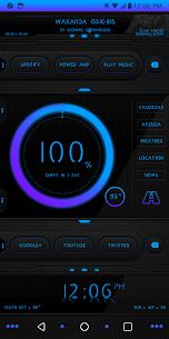 CMX – DarXcreens for KLWP APK 3