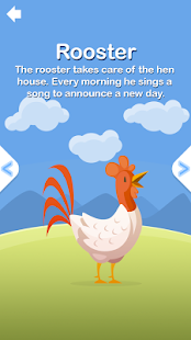 The Yellow Chick Farm - Animals Sounds and Games