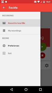 RecMe Screen Recorder Pro v2.6.0 MOD APK 3