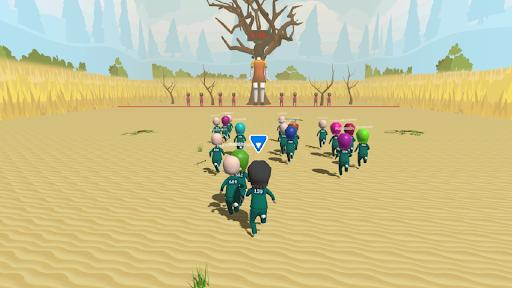 Squid Game 3D: Online Squids Game screenshot 8