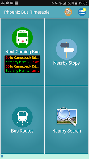 phoenix bus screenshot 1
