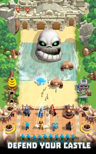 Wild Castle TD: Grow Empire Tower Defense in 2021 2