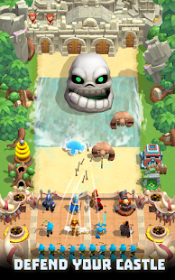 Wild Castle TD: Grow Empire Tower Defense in 2021 1.4.9 Screenshots 2