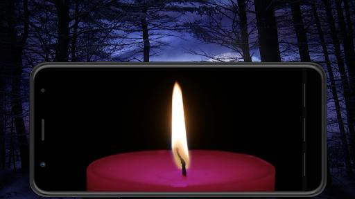NIGHT CANDLE - GUIDED MEDITATION SLEEP 83 Screenshots 3