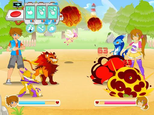 Animalon: Epic Monsters Battle screenshots 2