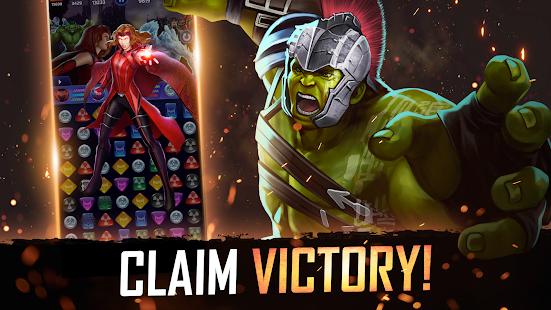 MARVEL Puzzle Quest: Join the Super Hero Battle! Mod Apk