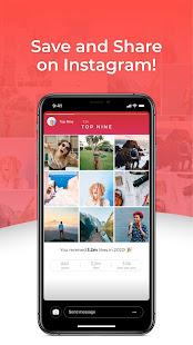 Top Nine for Instagram - Best of 2020 4.0.5 Screenshots 3