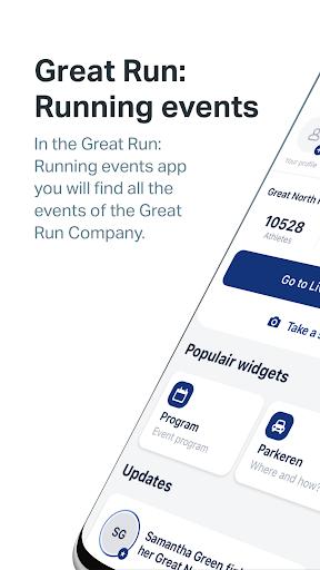 Great Run: Running Events apktram screenshots 1