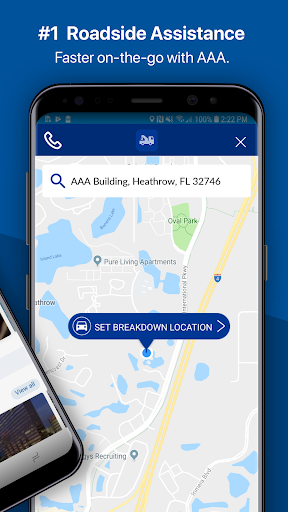 AAA Mobile screenshots 2