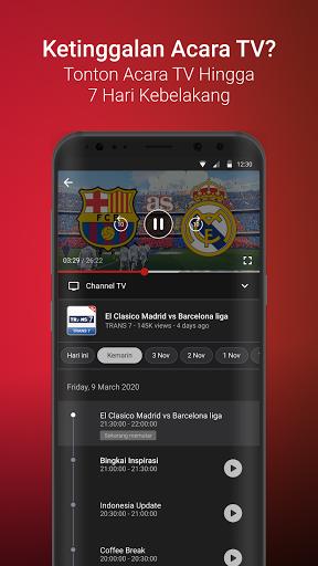 UseeTV GO - Watch TV & Movie Streaming android2mod screenshots 4