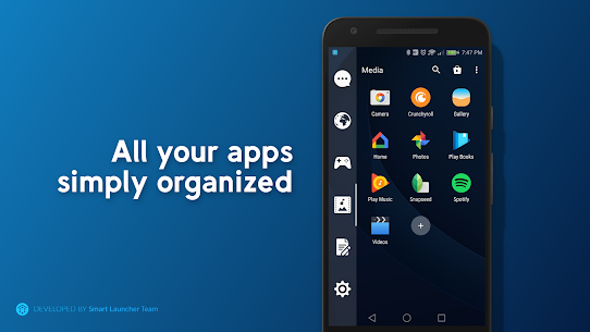 Smart Drawer – Apps Organizer MOD APK V0.9.2 – (Pro-Version) 1