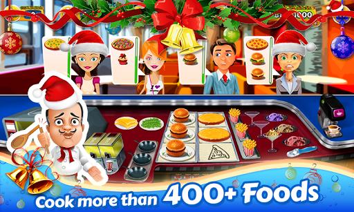Santa Restaurant Cooking Game 1.31 screenshots 7