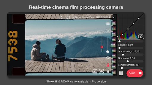 Super 16 – vintage 16mm, 8mm film camera