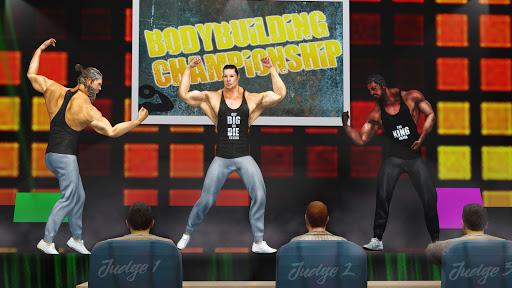 GYM Fighting Games: Bodybuilder Trainer Fight PRO  screenshots 3