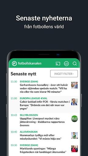 Fotbollskanalen 1.13.6 screenshots 3