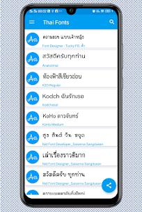 uFont For Vivo v1.1.4 MOD APK 4