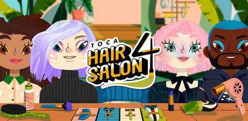Toca Hair Salon 4 Apps On Google Play