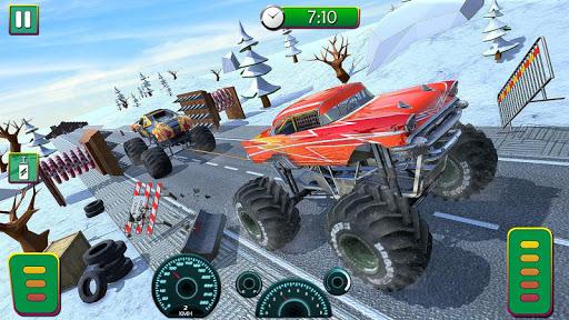 Trucks Tug of war: Monster Pull Match  screenshots 2