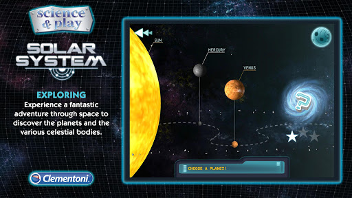 Solar System by Clementoni androidhappy screenshots 2