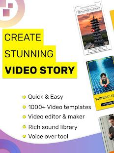 Social Media Post Maker - Make Social Videos 28.0 Screenshots 17