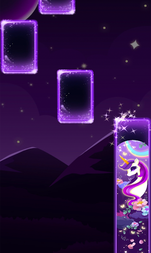 Magic Unicorn Piano tiles 3 - Music Game  Screenshots 5