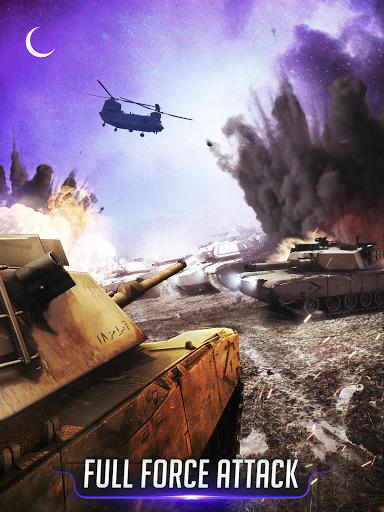 Nida Harb 3: Alliance Empire   MMO Nuclear War  screenshots 6