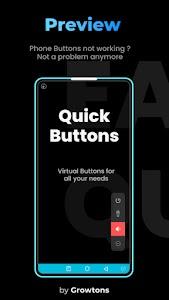 Quick Buttons - Navigation bar & soft buttons 1.3