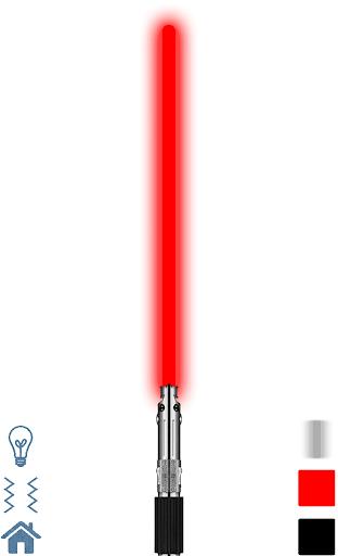 Laser saber simulator apkmr screenshots 1