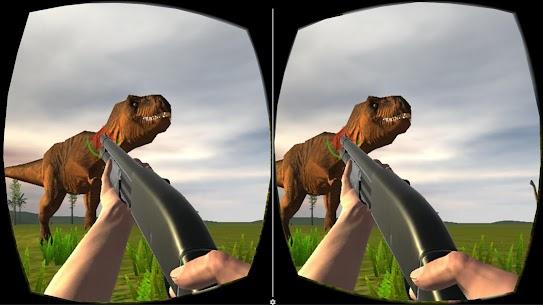Dinosaurs Hunting VR Cardboard Jurassic Online Hack Android & iOS 2