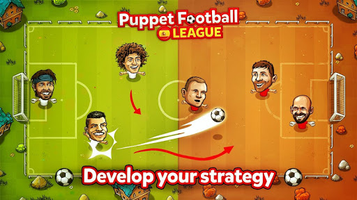 Puppet Soccer 2019: Football Manager  screenshots 6