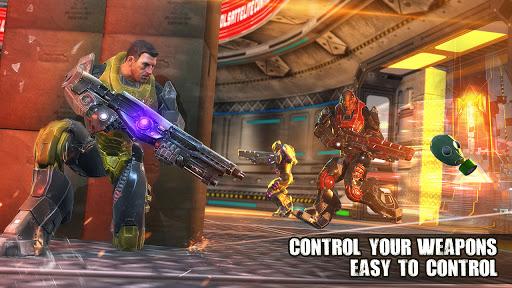 Cyberpunk Shooting: Real Hero Hunters 1.0.1 screenshots 18