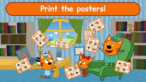Kid-E-Cats Circus Games! Three Cats for Children  screenshots 2