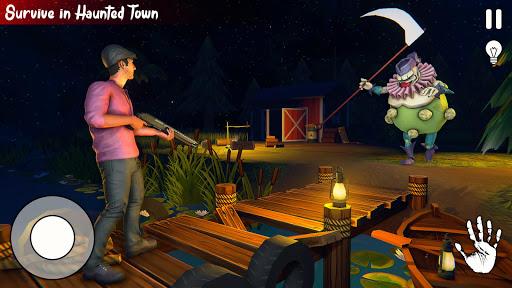 Scary Horror Clown Survival: Death Park Escape 3D  screenshots 3