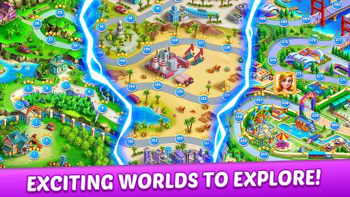 Fruit Genies - Match 3 Puzzle Games Offline screenshots 8