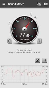 Sound Meter Pro v2.6.1 build 51 [Patched] 2