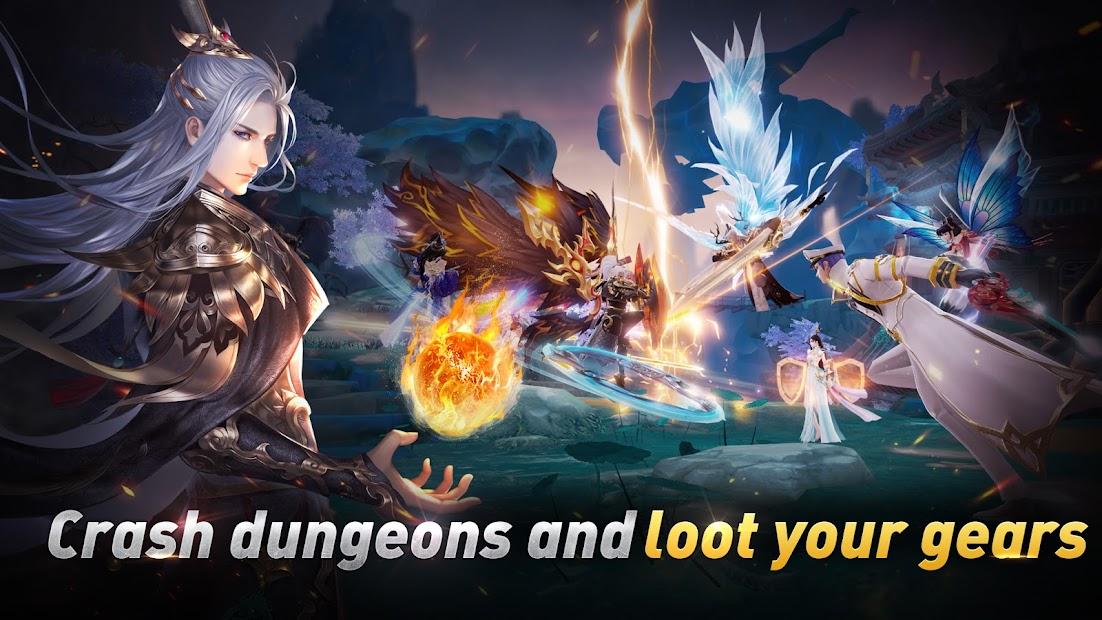 Soul Crush: Kongfu World screenshot 18