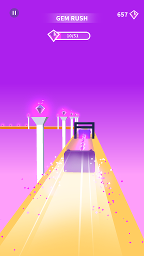 Jelly Shift - Obstacle Course Game apktram screenshots 5