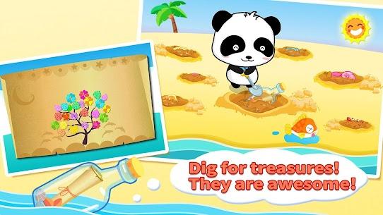 Baby Panda's Treasure Island 3