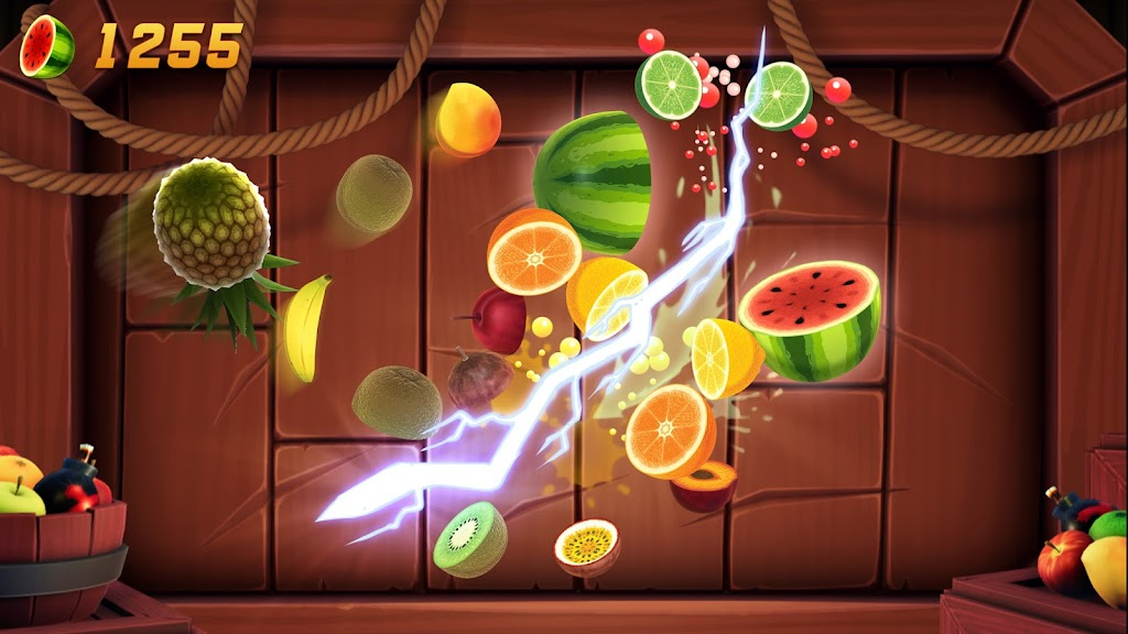 Fruit Ninja 2 poster 1