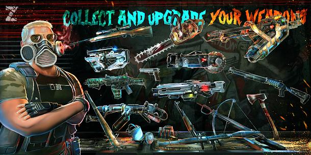 Mort Zombie Shooter: țintă Zombie Jocuri 3D 5