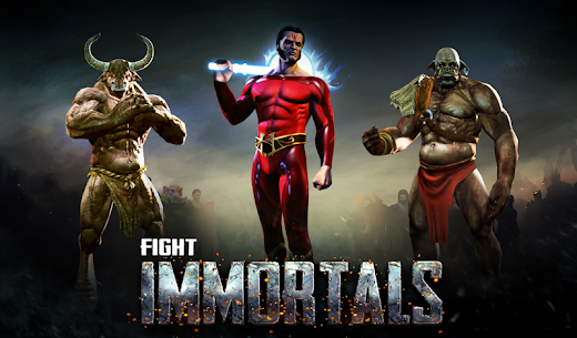 VR Immortals fight Hack for iOS and Android 5