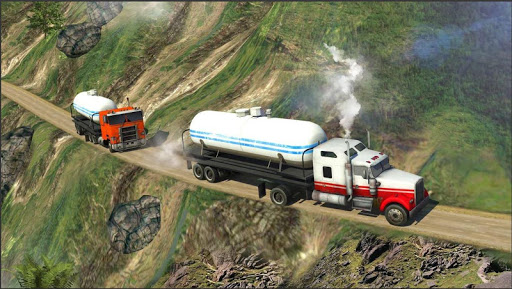 Indian Oil Tanker Truck Simulator Offroad Missions 2.8 Screenshots 2