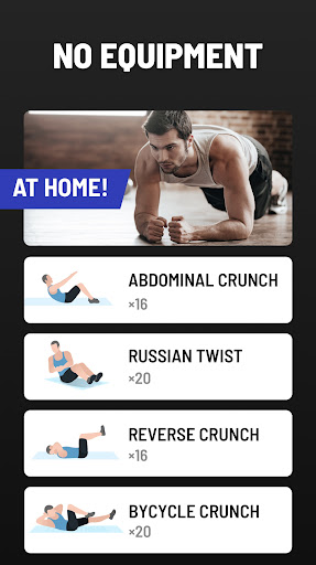 Six Pack in 30 Days - Abs Workout android2mod screenshots 4