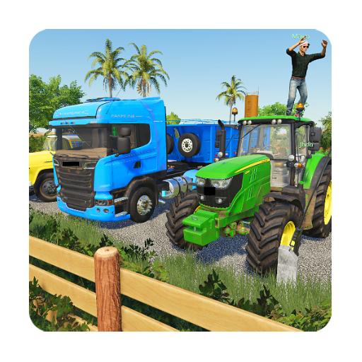 Baixar Jogo de Fazenda Farming Simulator 2020 Mods - FS para Android